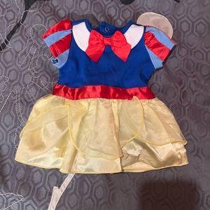 Disney store Snow White onesie